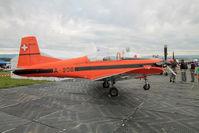 A-908 @ LSMP - at AIR14 - by B777juju