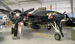 N207F @ KPSP - On display at the Palm Springs Air Museum
