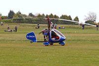 G-ONON @ EGHP - Rotary Air Force RAF-2000 GTX-SE [PFA G/13-1313] Popham~G 05/05/2007