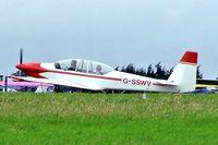 G-SSWV @ EGBP - Sportavia-Putzer RF-5B Sperber [51032] Kemble~G 02/07/2005 - by Ray Barber