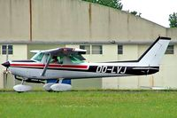 OO-LVJ @ EGBP - R/Cessna FA.152 Aerobat [0378] Kemble~G 02/07/2005