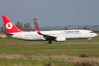 TC-JGL @ LIRF - Take off