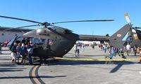 08-72044 @ NIP - UH-72 Lakota began its life as a civilian EC-145 (N567AE) according to Joe Baugher's serial number site