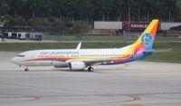 9Y-JMC @ FLL - Air Jamaica