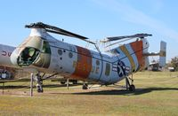51-15859 - CH-21B Workhorse at Battleship Alabama - by Florida Metal