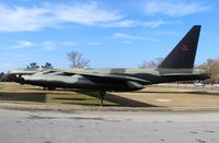 55-0085 @ WRB - B-52D - by Florida Metal