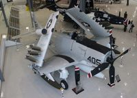 135300 @ NPA - A-1H Skyraider - by Florida Metal