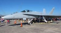 164954 @ NIP - F/A-18C - by Florida Metal