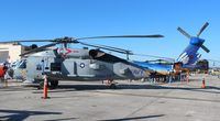 166554 @ NIP - MH-60R special paint - by Florida Metal