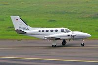 D-INGA @ EDDL - Cessna 425 Conquest I [425-0003] Dusseldorf~D 10/09/2005 - by Ray Barber