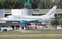 C6-BFC @ FLL - Bahamasair