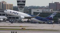 CC-CZT @ MIA - LAN Chile 767-300
