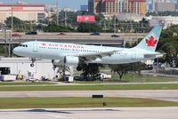 C-FDST @ FLL - Air Canada - by Florida Metal