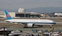 B-2080 @ KLAX - Boeing 777-F1B - by Mark Pasqualino