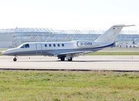 D-CHRA @ LFBO - Taxiing to the General Aviation area... - by Shunn311