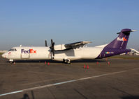 EI-FXI @ LFBO - Parked at the Cargo area... - by Shunn311