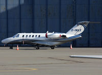 D-IMAX @ LFBO - Parked at the General Aviation area... - by Shunn311