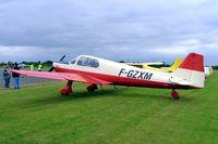 F-GZXM @ EGSX - Bolkow Bo.207 [290] North Weald~G 21/06/2008