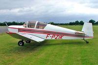 F-PZIK @ EGSX - Desjardins D-01 Ibis [01] North Weald~G 21/06/2008