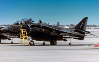 162959 @ KNYL - flightline at MCAS Yuma - by Friedrich Becker