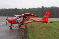 OO-H01 @ EBUL - Parked @ Aeroclub Brugge. - by Stefan De Sutter