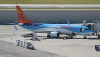 C-FRZJ @ FLL - Sunwing 737-800 - by Florida Metal