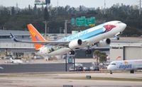 C-GVVH @ FLL - Sunwing - by Florida Metal