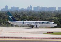C-GWRG @ FLL - West Jet