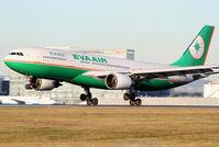 B-16310 @ LOWW - Eva Air A330 - by Thomas Ranner