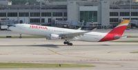 EC-LZJ @ MIA - Iberia A330