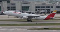 EC-MAA @ MIA - Iberia A330-300