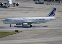 F-GKXO @ MIA - Air France A320