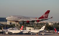 G-VFAB @ MIA - Virgin Atlantic Lady Penelope