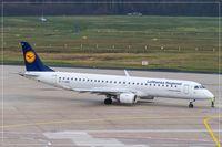 D-AEBD @ EDDK - Embraer ERJ-190-200LR - by Jerzy Maciaszek