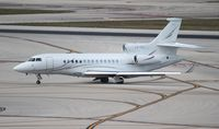 LX-TQJ @ FLL - Falcon 7X - by Florida Metal