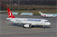 TC-JPI @ EDDK - Airbus A320-232 - by Jerzy Maciaszek