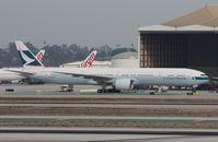 B-KPO @ KLAX - Boeing 777-300ER - by Mark Pasqualino