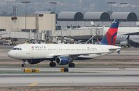 N330NW @ KLAX - Airbus A320 - by Mark Pasqualino