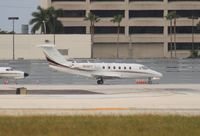 N59FT @ MIA - Citation 650