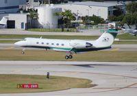 N61WH @ FLL - Gulfstream G-IV