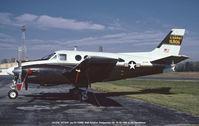 N7194P @ VBW - Beechcraft JU-21G . - by J.G. Handelman