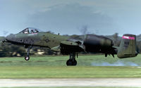 80-0215 @ EGVJ - touchdown at RAF Bentwaters - by Friedrich Becker