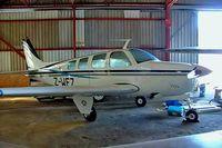 Z-WFZ @ FAVG - Beech 36 Bonanza 36 [E-11] Durban-Virginia~ZS 18/09/2006