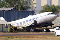 7134 @ FAWB - Douglas DC-3C-47B-10-DK Dakota [14992/26437] (Zimbabwe Air Force) Pretoria-Wonderboom~ZS 19/09/2006. - by Ray Barber