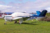 D-EJFL @ FASH - Beech V35B Bonanza [D-9717] Stellenbosch~ZS 17/09/2006 - by Ray Barber