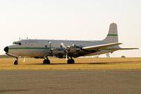9Q-CGZ @ FAGM - Douglas DC-6C-118A [43573] (Services Air) Johannesburg-Rand~ZS 21/09/2006 - by Ray Barber