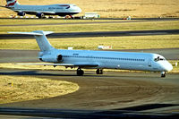 ZS-OPX @ FAJS - McDonnell Douglas DC-9-83 [53012] (1 Time Airlines) Johannesburg Int~ZS 16/09/2006