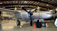 44-35892 @ KPUB - Weisbrod Aviation Museum - by Ronald Barker