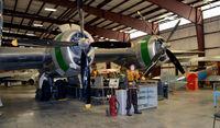 44-62022 @ KPUB - Weisbrod Aviation Museum - by Ronald Barker