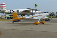 C-FRVK @ KOSH - C-FRVK  at Oshkosh 1.8.14 - by GTF4J2M